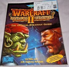 Warcraft II: Tides of Darkness The Official Prima Strategy Guide Très bon état