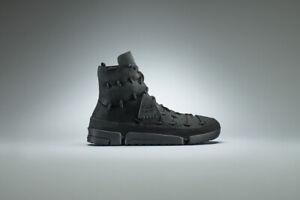 NWB Clarks x Christopher Raeburn 8, 9, 12 US black fashion elk leather England