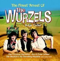 The Wurzels - The Finest Arvest Of The Wurzels Featuring Adge Cutler [CD]