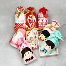 50Pcs Storage Bags Christmas Candy Cookies Wrapping Drawstring Packing Gift