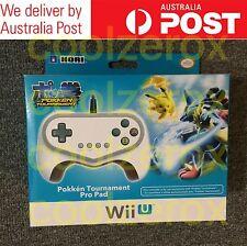 Nintendo Wii U - Hori Pokken Tournament Pro Pad Controller  - White - New