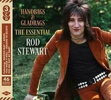 Rod Stewart Handbags and Gladrags Essential Rod Stewart Best Of Greatest CD Gift