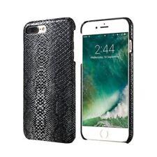 Apple Iphone 7 8 4.7 cover case protective hard back Snakeskin snake skin Grey