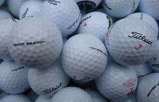 50 Titleist  DT Solo  Golfbälle  AAAA-AAA
