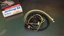 New Oem Nos Mopar Alarm Keyless Entry Wiring Kit 82202013 Dodge Plymouth Chrysle