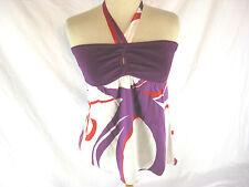 Lovely Sz M 10 12 Designer Silk Bebe Top