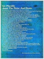 DESIDERATA Magazine Clipping, A4-size, Old but Nice