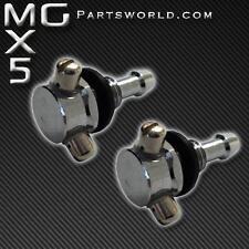 A Estrenar Par de Cromado Doble Boquilla Limpiadores A Chorro para Mazda MX5