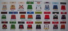 LEGO CUSTOM MINIFIG DECAL SET HE-MAN MASTERS OF THE UNIVERSE SET 2  24 FIG. LOT