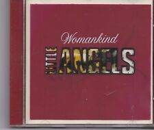Little Angels-Womankind cd maxi single