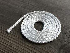 3mm �˜ hochwertige Silikatschnur, Silikatdocht, Silica, beständig bis 1400°C