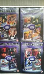 The Stars Collection 4 Movies Box Set - Great Selection of Movies to Choose From