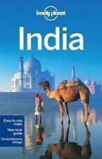 Lonely Planet India (Travel Guide), Raub, Kevin, Noble, John, Mahapatra, Anirban