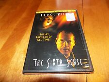 The Sixth Sense Collector's Edition Series Bruce Willis Thriller Dvd Sealed New