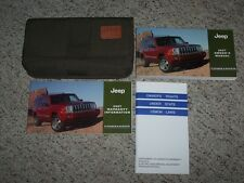 2007 Jeep Commander Owner Operator User Guide Manual Sport Limited Overland