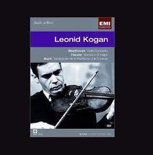 Leonid Kogan: Beethoven Violin Concerto, Handel Violin Sonata & Shostakovich NEW