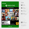 Grand Theft Auto V GTA 5 (Xbox One) - Digital Code [GLOBAL]