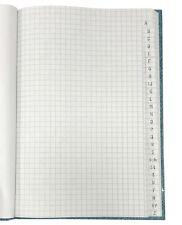 Registerbuch A5 kariert 96 Blatt