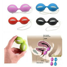 Cytherea Kegel Exercise women Vaginal Muscle Tightening Silicone-Ball Colorful