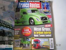 ** France Routes n°357 Dakar 2012 / Scania R480 Topline Euro 6 / La Réunion
