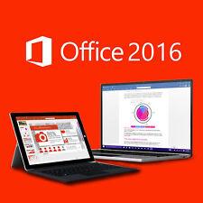 Licencia Office 2016 Pro Plus - Español - English