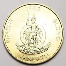 VANUATU : 5 VATU 1990