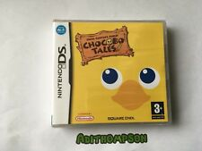 Final Fantasy Fables Chocobo Tales Brand New & Sealed Nintendo Ds Game