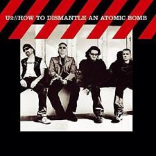 """U2 – cómo desmantelar una bomba atómica (nuevo 12"""" Vinilo Lp)"""