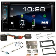 Kenwood DDX-4018DAB Bluetooth USB DVD MP3 Einbauset für T5 2003-2015 Multivan