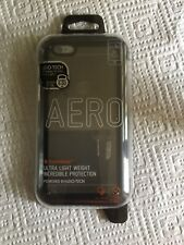 SwitchEasy Aero Ultra Lightweight Phone Case For IPhone 6s Plus. Obsidian/Black