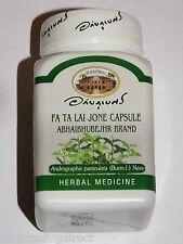 Fa Ta Lai Jone  Andrographis paniculata  Herbal 400mg 60 capsules