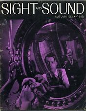 SS63-32-4 SIGHT AND SOUND 1963 Alfred Hitchcock JACQUES RIVETTE UK MAGAZINE