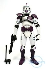 Star Wars Saga Mace Windu 187th Attack Battalion Clone Trooper Loose Complete