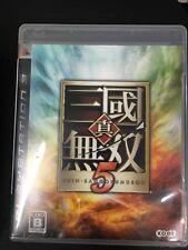 Shin Sangoku Musou 5 / USED / KOEI / PS3 / Japan Import