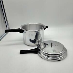 Prestige Popular Pressure Cooker, 5 L, Silver