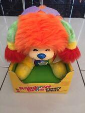 Vintage 1983 Mattel Rainbow Brite Puppy Brite Doll NRFB MINT RARE Collectable