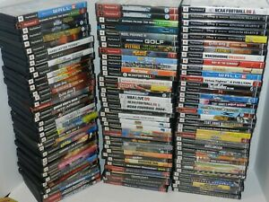 Sony Playstation 2 Games Complete Fun You Pick & Choose Video Games PS2 UPDATED