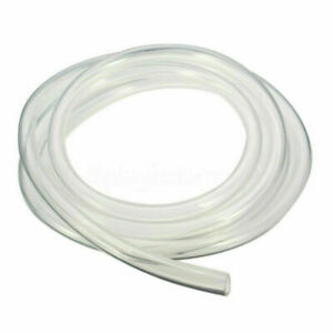 1M Approx 9.5x12.7mm Transparent Computer PC Water Cooling Hose Soft PVC Tube