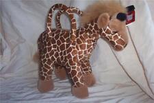 RUSS GIRAFFE BAG/PURSE. NWT.Gorgeous gift for that special little girl..