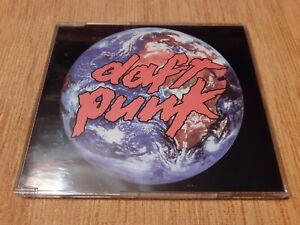 "Daft Punk ""Around the world"" CD single ..Nuovo.."