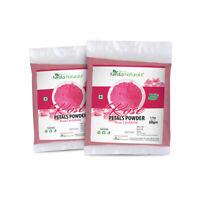 Pure Rose Petal powder (Rosa Centifolia)  100 gm -  Natural Skin Cleanser