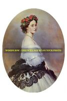 "mm476- Princess Alice daughter Queen Victoria - art portrait -Royalty photo 6x4"""