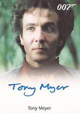 "James Bond 50th Anniversary - Tony Meyer ""Grischka"" Autograph Card"