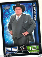 Slam Attax Smack Down - Jim ROSS (A3809)