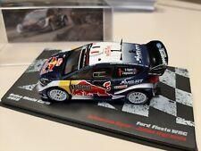 1/43 IXO ALTAYA Ford Fiesta WRC Ogier Winner Rally Monte-Carlo 2018 WORLD CHAMP