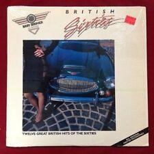 British Sixties - Vinyl 33RPM LP Album Record