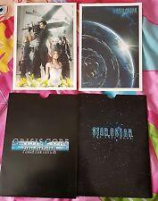 Nueva crisis Core Final Fantasy VII 7 Star Ocean la última esperanza Litografía impresión FF