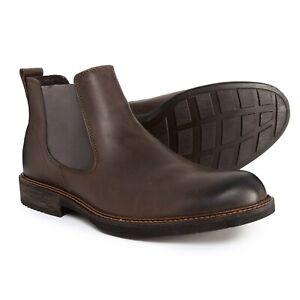 New Men`s ECCO Kenton Chelsea Boots 512034 02072