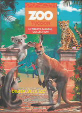 Zoo Tycoon Ultimate Animal Collection PC Brand New Factory Sealed