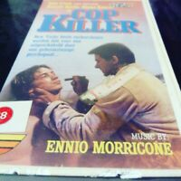 RARE DUTCH VHS TAPE 'COP KILLER' PRE CERT